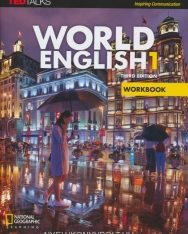 World English 1 Workbook - 3rd Edition