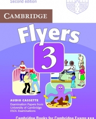 Cambridge Young Learners English Tests Flyers 3 Audio Cassette