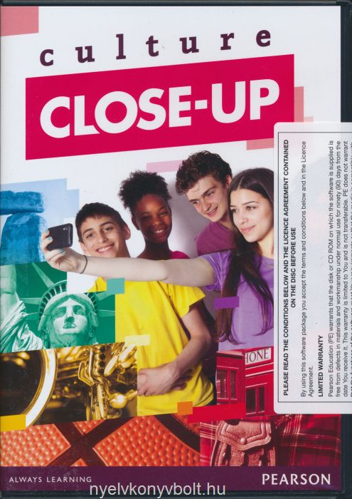 Culture Close-Up DVD-ROM