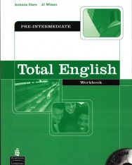 Total English Pre-Intermediate Workbook without Key with CD-ROM
