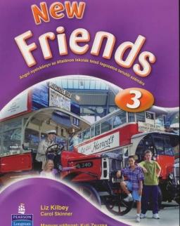 New Friends 3 Student's Book - Magyar változat