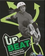 Upbeat Pre-Intermediate Teacher's Book with Multirom