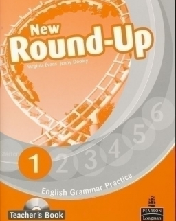 New Round-Up 1 Teacher's Book with Audio CD