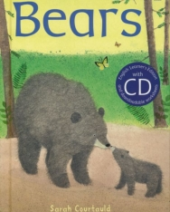 Bears (Book with CD) - Usborne First Reading Level Two