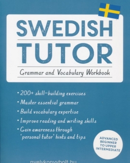 Teach Yourself Swedish Tutor - Grammar and Vocabulary Workbook
