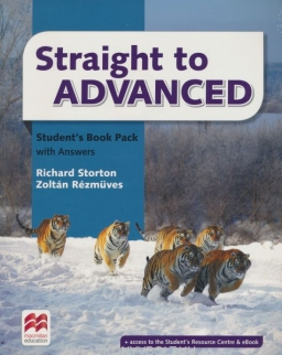 Straight to Advanced Student's Book Pack with Answer & access to Student's Resource Centre & eBook
