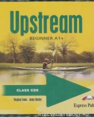 Upstream Beginner A1+ Class CDs