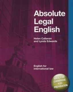 Absolute Legal English with Audio CD