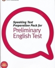 Speaking Test Preparation Pack for Preliminary English Test for Schools with DVD