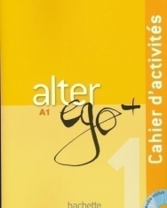 Alter ego + 1 Cahier d'activités + CD audio