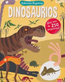 Dinosaurios - Colección Pegatinas