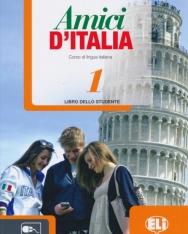 Amici D'Italia 1 Libro dello Studente