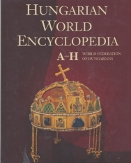 Hungarian World Encyclopedia I. (A-H) with CD