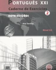 Portugués XXI 2 Caderno de Exercícios Nova Edicao!
