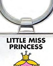 Little Miss Princess Keyring