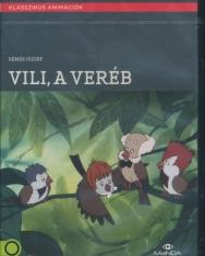 Vili, a veréb DVD