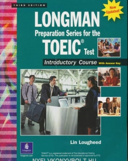 Longman Preparation Series for the TOEIC Test with Key and CD