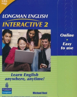 Longman English Interactive 2 British English Online Code Card