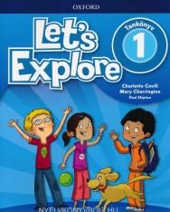 Let's Explore 1 Tankönyv