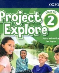 Project Explore 2 Class Cd
