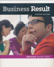 Business Result Second Edition Advanced Teacher's Book with DVD