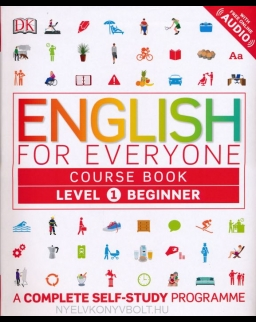 English for Everyone Course Book Level 1 with Free Online Audio - A Complete Self-Study Programme