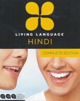 Living Language - Hindi Complete Edition - 3 Books & 9 Audio CDs