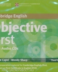 Cambridge English Objective First Class Audio CDs (2)
