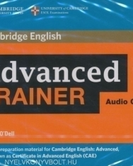 Cambridge English Advanced Trainer Audio CD Set (3)