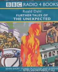 Roald Dahl: Further Tales of the Unexpected - Seven Short Stories of Mystery and Suspense - Audio Book (2 CDs)