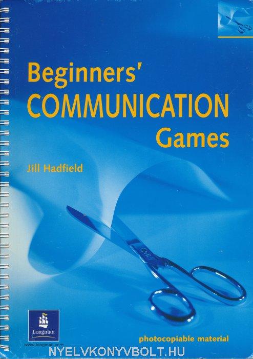 Beginner's Communication Games