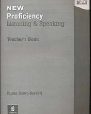 LES New Proficiency Listening & Speaking Teacher's Book
