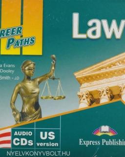 Career Paths - Law Audio CD - US Version