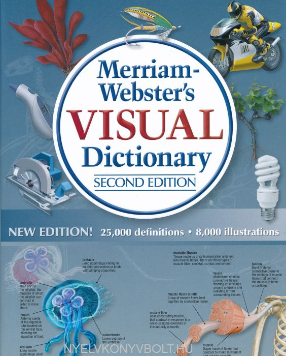 Merriam-Webster's Visual Dictionary 2nd Edition
