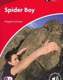 Spider Boy - Cambridge Experience Readers Level 1 with dowloadable audio