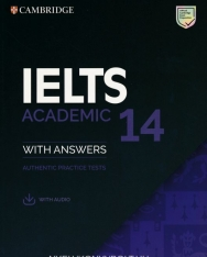Cambridge IELTS 14 Academic Official Authentic Examination Papers Student's Book with Answers and with Audio