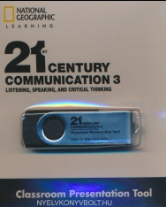 21st Century Communication 3 Classroom Presentation Tool - Listening, Speaking and Critical Thinking