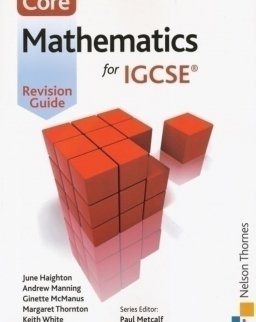 Core Mathematics for Cambridge IGCSE Revision Guide
