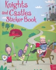 Leonie Pratt: Knights and Castles Sticker Book