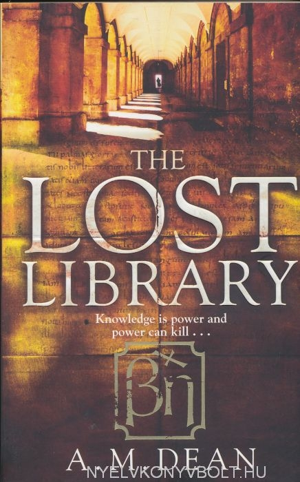 A. M. Dean: The Lost Library