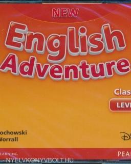 New English Adventure 2 Class Audio CD