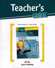 Career Paths - Civil Engineering Teacher's Guide