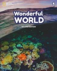 Wonderful World  Workbook 1 - Second Edition