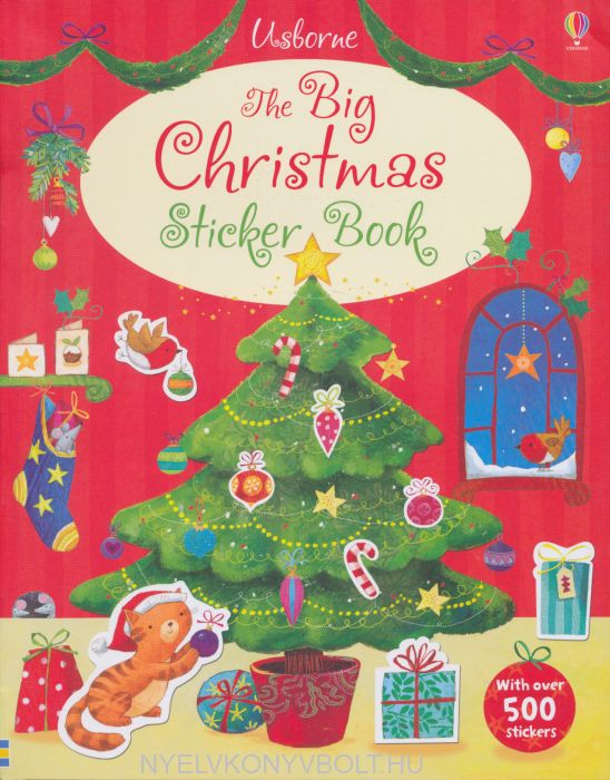 Big Christmas Sticker Book