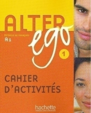 Alter ego 1 - Méthode de Francais niveau A1 Cahier d'activités