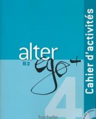 Alter ego + 4 Méthode de francais Cahier d'activités + CD audio