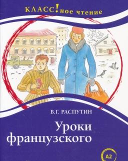 Uroki francuzszkovo - Klassznoje cstyenyije A2 (1300 szlov)