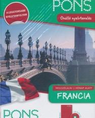 PONS Megszólalni 1 hónap alatt Francia