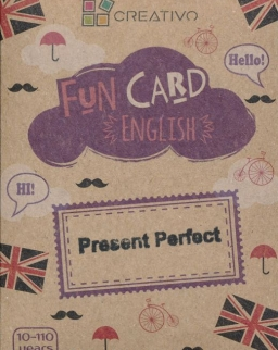 Fun Card English: Present Perfect
