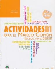 Actividades para el MCER B1 + audio (Nueva edición)